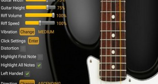 نسخه مجازی گیتار