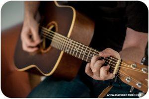 کلاس گیتار