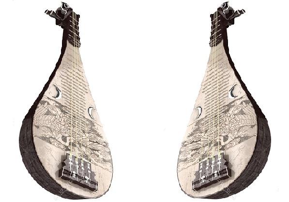 گیتار چینی