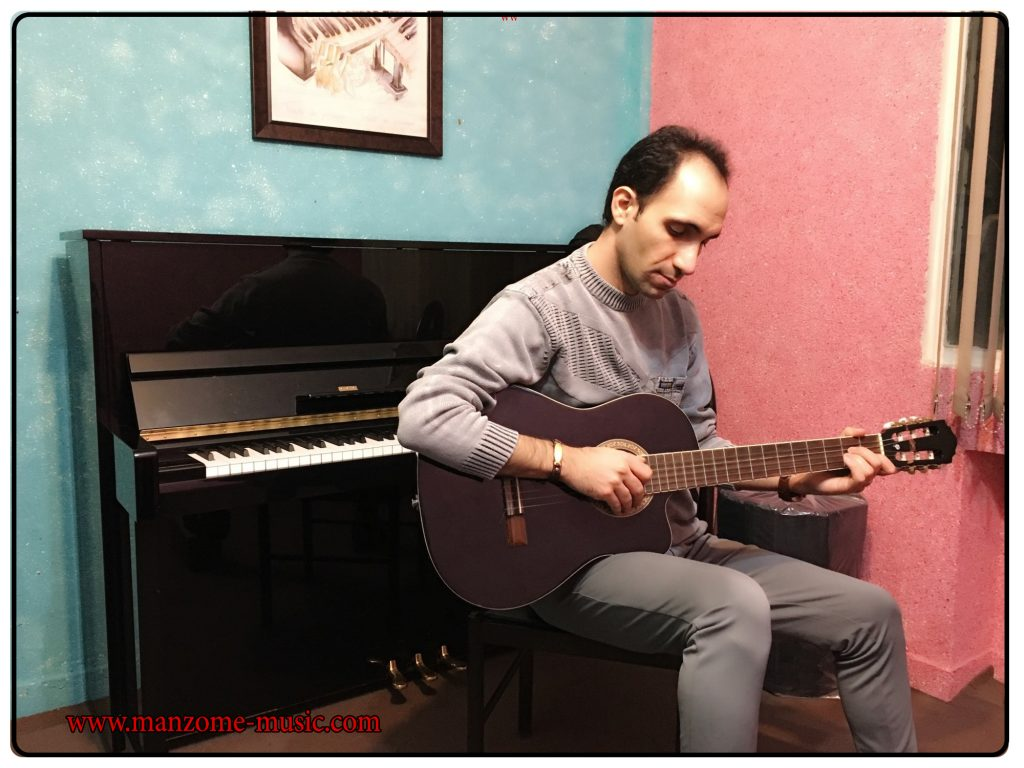 مهدی زنگنه آموزشگاه موسیقی