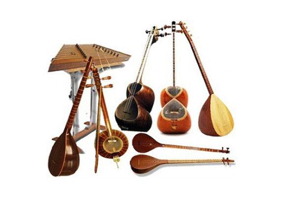 سازهای زهی آموزشگاه موسیقی