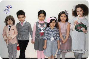 آموزش موسیقی کودک در یوسف آباد