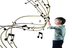 یادگیری موسیقی استعداد می خواهد