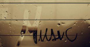 نت آهنگ باران عشق