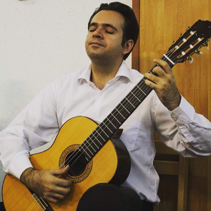 مدرس گیتار