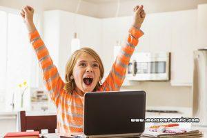 کلاس موسیقی کودک آنلاین