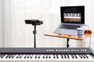 آموزش پیانو مجازی