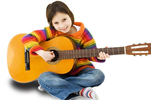 ویدئو آموزشی گیتار کودک منظومه