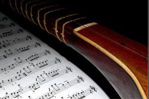 سه تار آموزشگاه موسیقی