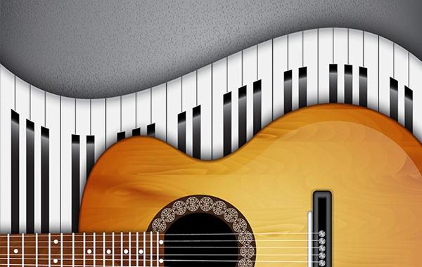 گیتار یا پیانو دوره های ویژه