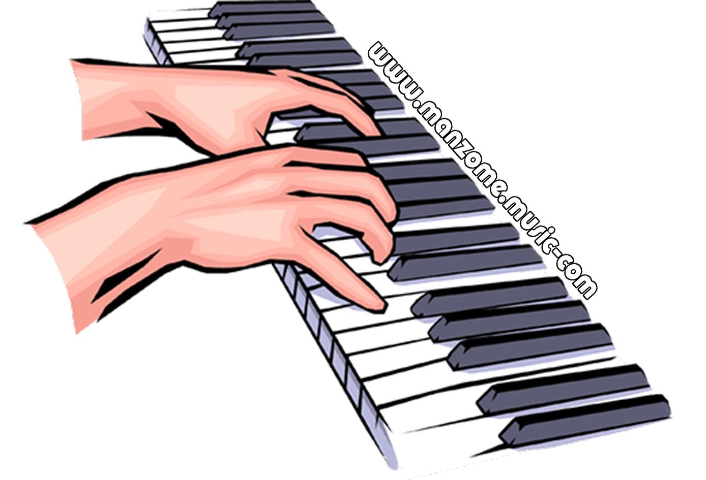 حالت صحیح نوازندگی پیانو