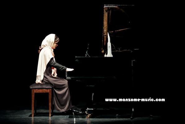 صبا نادری نژاد مدرس پیانو